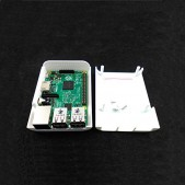White Case for Raspberry Pi 2 Model B+