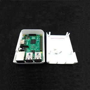 White Case for Raspberry Pi 2 Model B+