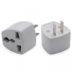 10pcs US Standard Power Adapter
