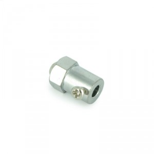 2pcs Hexagonal Motor Coupling Hub (4 mm)