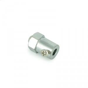 2pcs Hexagonal Motor Coupling Hub (6 mm)