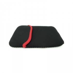 Tablet Case Black and Red