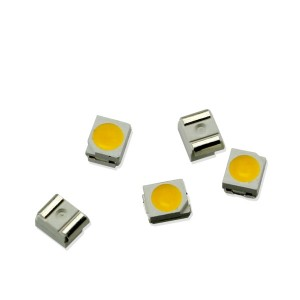 High Brightness White LED (1210) (100 pcs set)