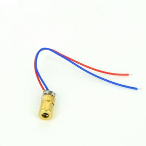5pcs 6 mm Red 5V Laser Diode Module