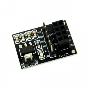 2pcs nRF24L01 Adapter Board