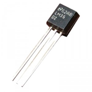 LM35D Analog Temperature Sensor (TO-92)