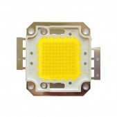 100W LED with Color Temperature of 6000-6500 K