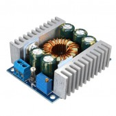 12 A Low Ripple Adjustable Step-Down DC-DC Converter