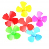 20pcs 40 mm Red Propeller