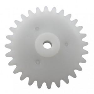 10pcs 52-2.5A Plastic Gear
