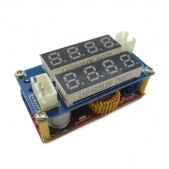 5 A Power Supply with Adjustable Current and Voltage