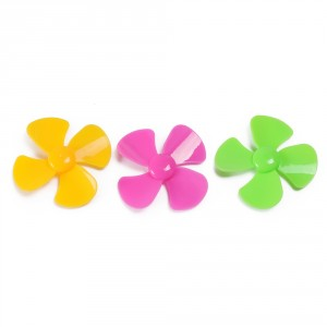 10pcs 60 mm Green Propeller