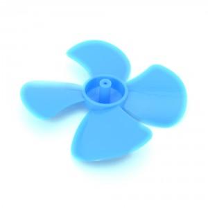 10pcs 80 mm Blue Propeller