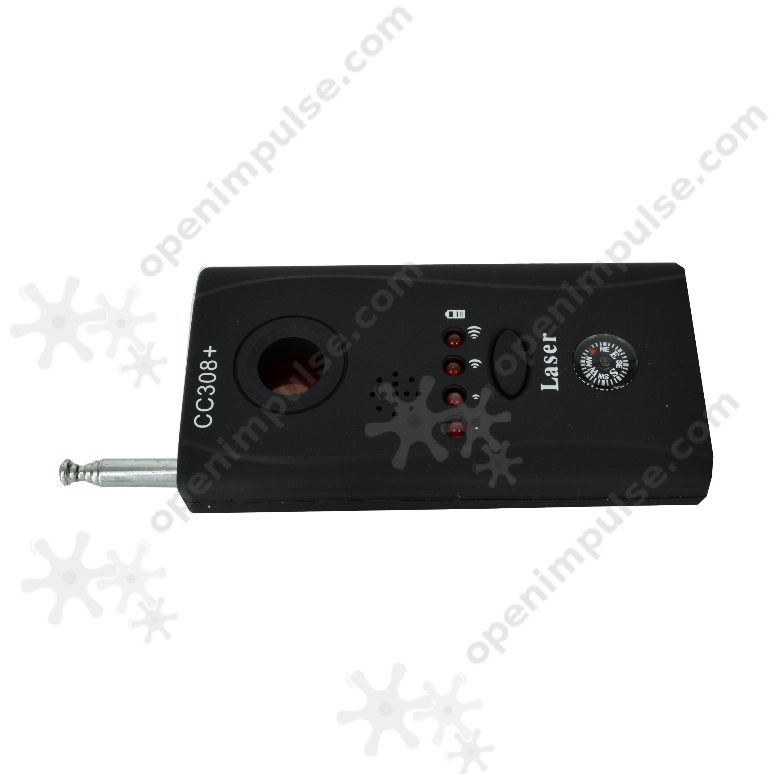 Cc308 Hidden Camera And Microphone Detector Open Impulseopen Impulse