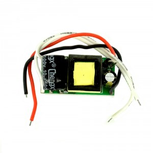 Constant Current Power Supply for 10 W Infrared LED
