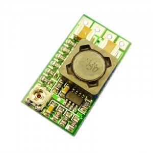 High Efficiency 3 A DC-DC Step Down Regulator