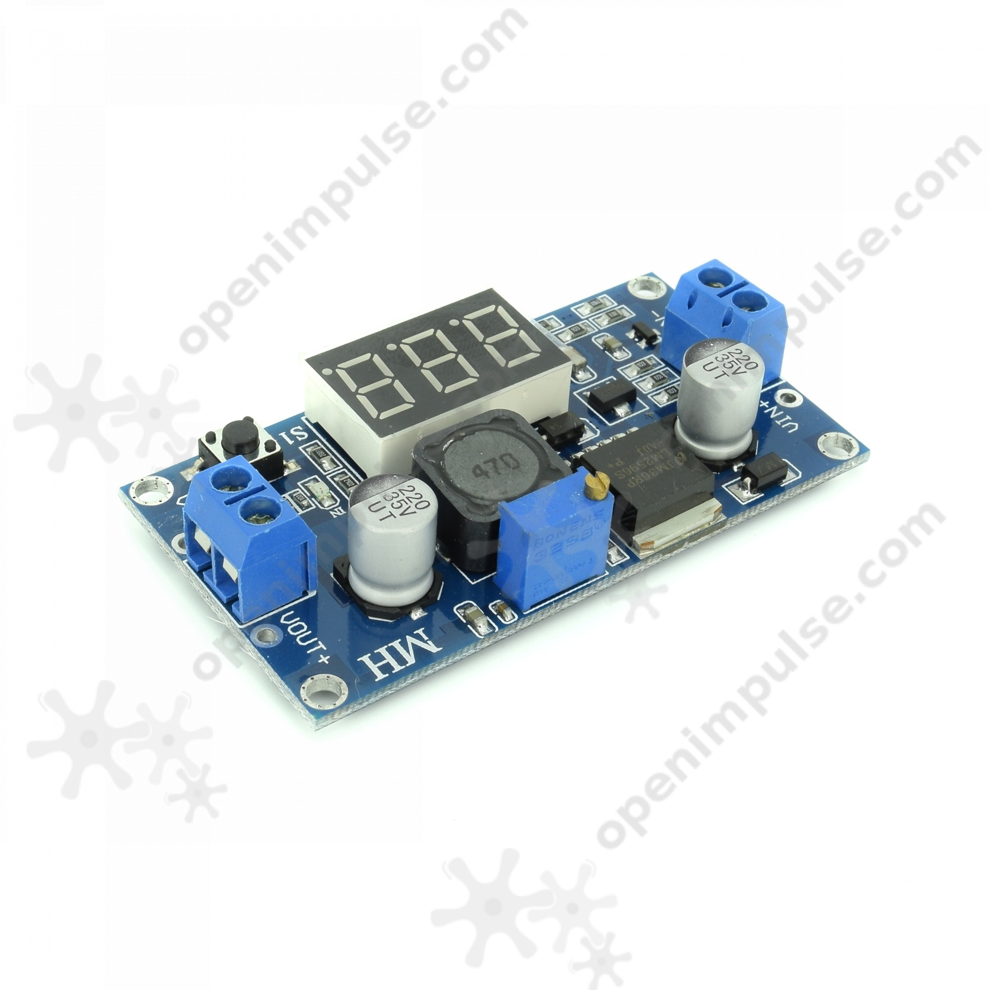 Adjustable Dc Dc Wide Voltage Boost Circuit Board Boost Module Input 3