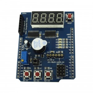 Learning Shield for Arduino