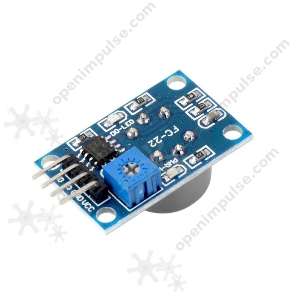 Ks0045 keyestudio MQ-7 Carbon Monoxide Gas Sensor