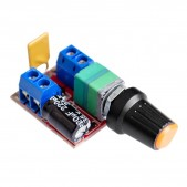 Mini PWM Motor Speed Controller
