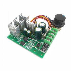 30A PWM Motor Speed Controller