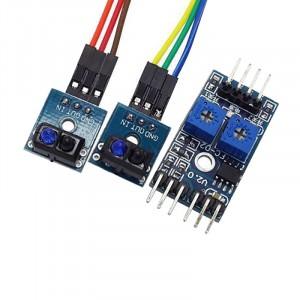 Dual Photoelectric Speed Sensor Module