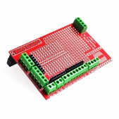 Proto Shield for Raspberry Pi (v2 compatible)