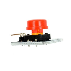 Red Push Button Module