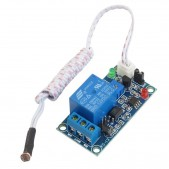Relay with Light Sensor