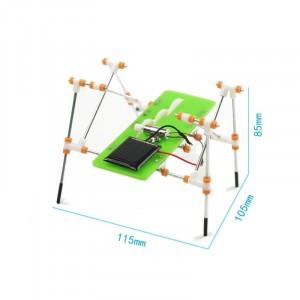 Solar Puzzle Assembled