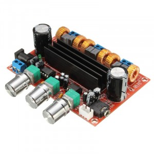 TPA3116D2 2.1 Audio Amplifier Module (2×50 W + 100 W)