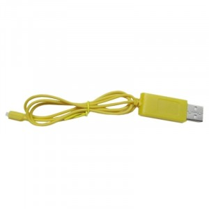 USB LiPo Battery Charging Cable with 1.25 mm Female Connector