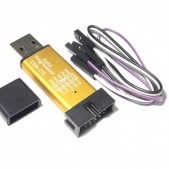 USB Programmer for STC and MSP430 Microcontrollers