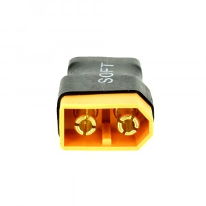 2pcs XT60 Male to T Male Connector