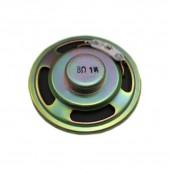 2pcs Speaker (1 W)