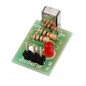 HX1838 Infrared Receiver Module
