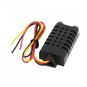 DHT21 Temperature And Humidity Sensor