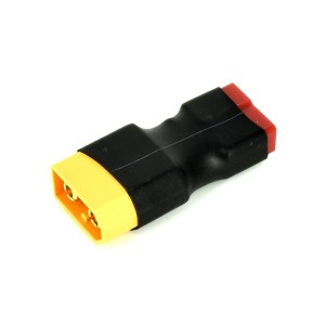 2pcs XT60 Male to T Female Connector