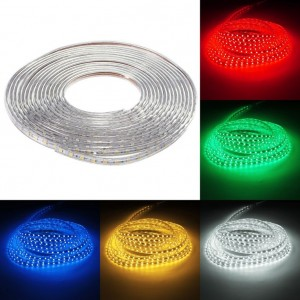 220V high-pressure LED lights with 5050 SMD flexible light bar