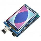 "3.5"" TFT LCD Module for Arduino MEGA"