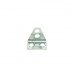 20pcs L-Shaped Triangular Bracket (10mm x 5mm x 9mm)