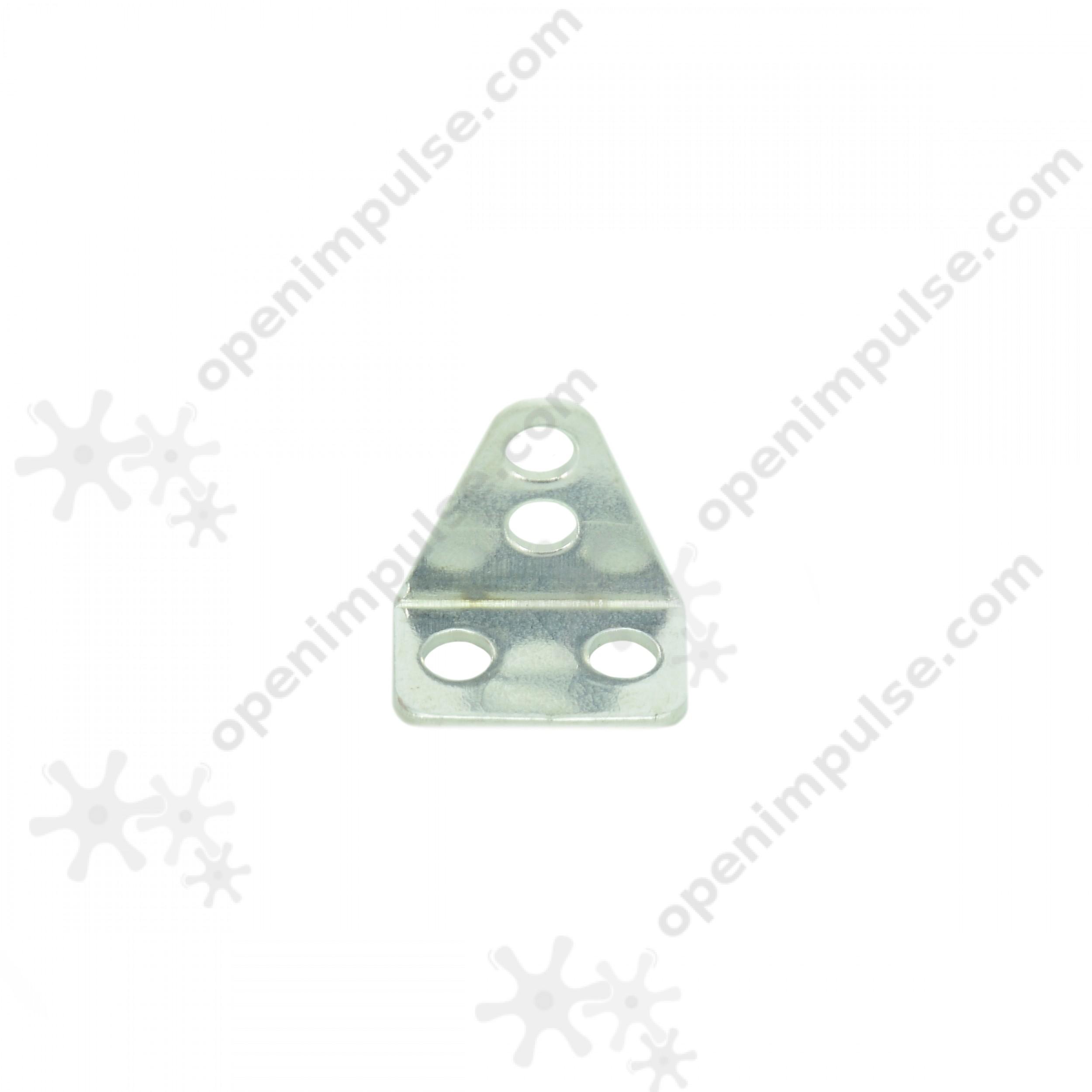 20pcs L-Shaped Triangular Bracket (10mm x 5mm x 9mm) | Open